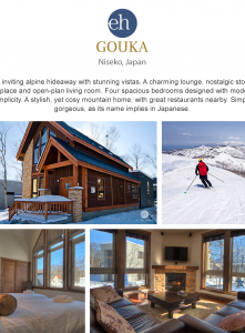 Best Luxury Chalets - Chalet Gouka