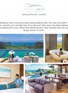 Best Luxury Villas - Selong Selo Resort & Residences