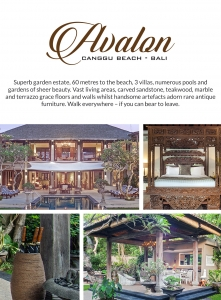 Best Luxury Villas - Villa Avalon