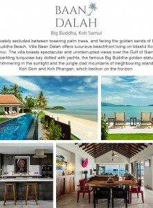 Best Luxury Villas - Baan Dalah