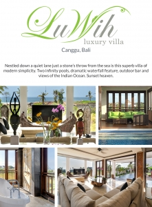Best Luxury Villas - Villa Luwih
