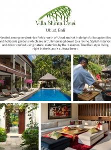 Best Luxury Villas - Villa Shinta Dewi