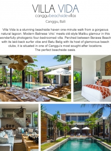 Best Luxury Villas - Villa  Vida
