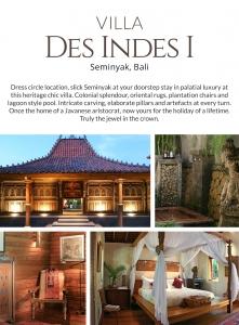 Best Luxury Villas - Des Indes I