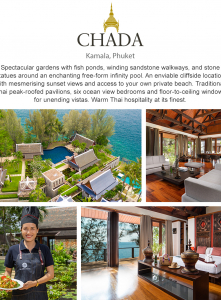 Best Luxury Villas - Villa Chada