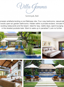 Best Luxury Villas - Villa Jemma
