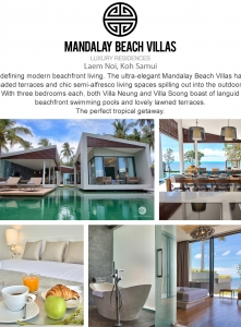 Best Luxury Villas - Mandalay Beach Villas