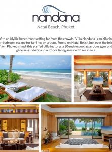 Best Luxury Villas - VillaNandana