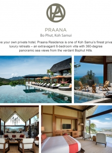 Best Luxury Villas - Praana Residence