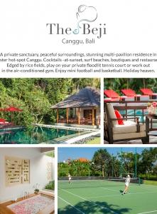 Best Luxury Villas  - Villa The Beji