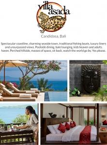 Best Luxury Villas - Villa Asada
