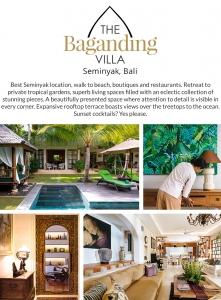 Best Luxury Villas - The Baganding Villa