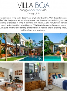 Best Luxury Villas  - Villa Boa