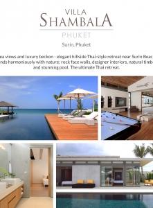 Best Luxury Villas - Villa Shambala