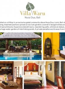Best Luxury Villas  - Villa Waru