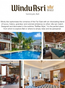 Best Luxury Villas - Villa  Windu Asri