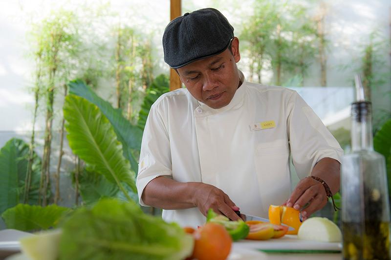 Private Chef at The Iman Villa