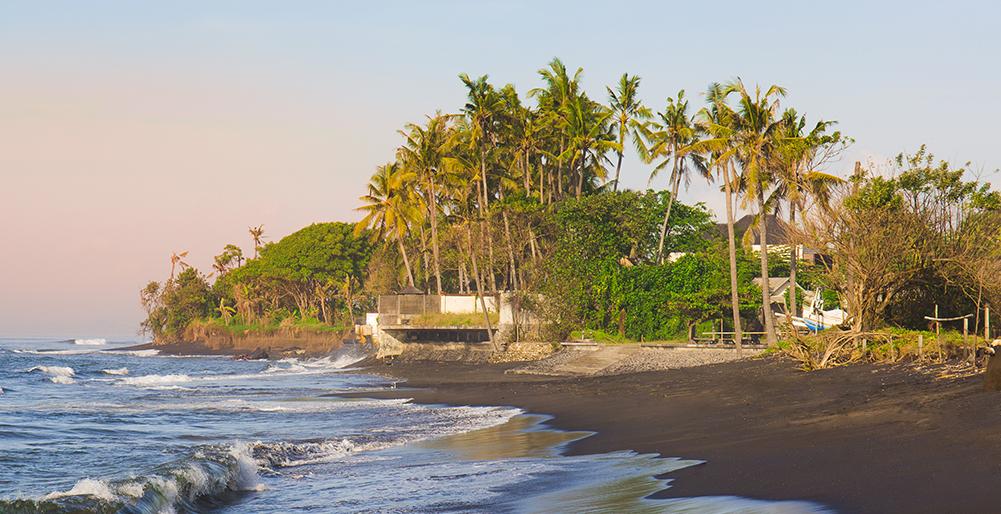 Villa Bayu Gita Beach Front