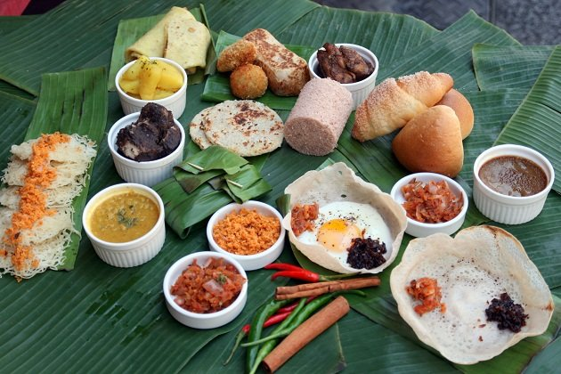 Image result for sri lankan cuisine