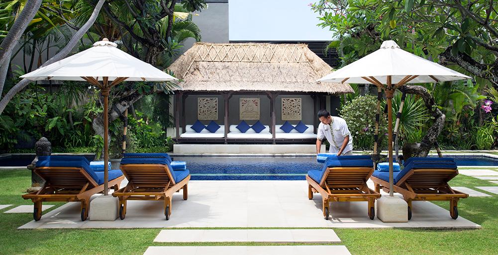 1. Villa Jemma - Pool