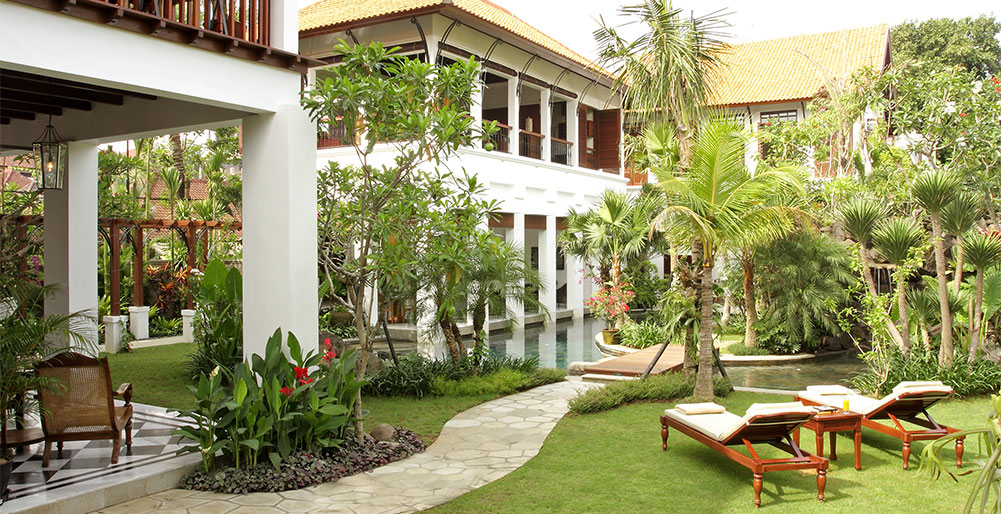3. Villa Batavia - Garden