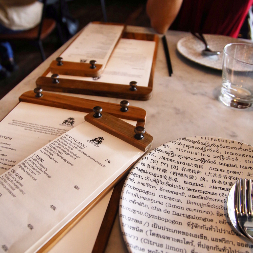 Seminyak restaurant