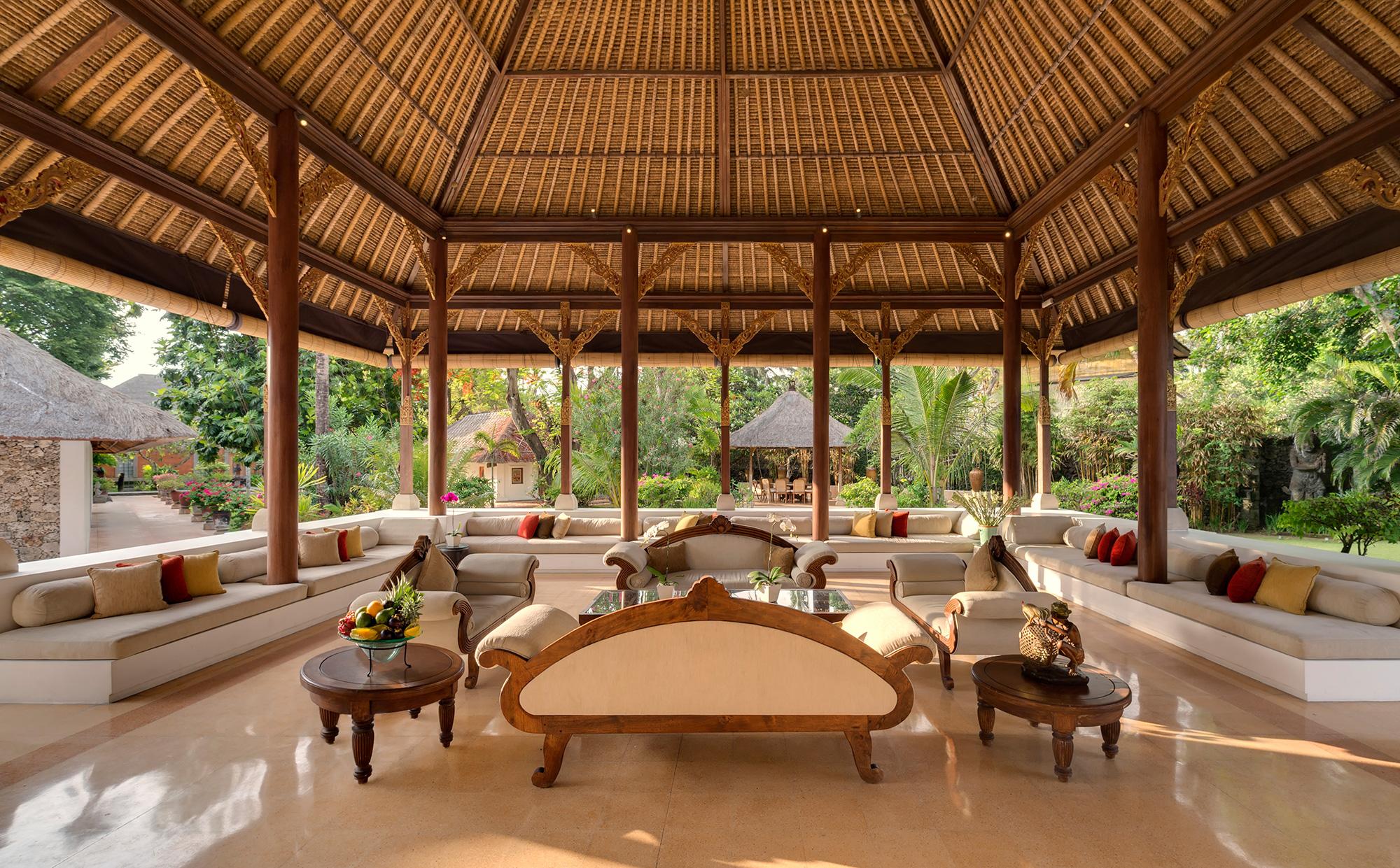 Villa Batu Jimbar - Bale