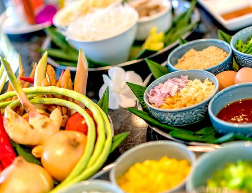 Guilt-free Gastronomy: Healthy Eating in Phuket