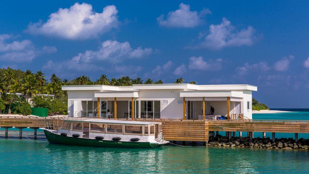 Diving boat charter Maldives Baa Atoll