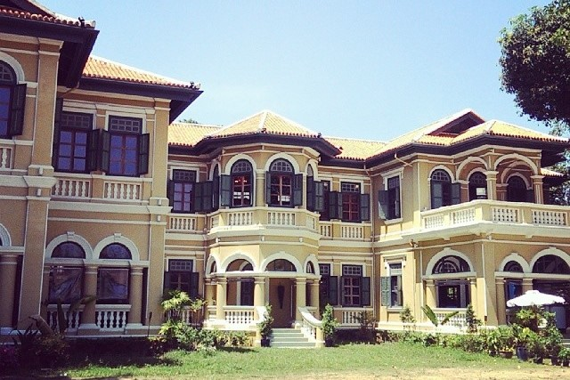 Baan Chinpracha Historic Mansion in Phuket by Opal Ho