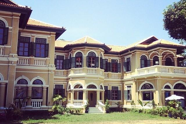 Baan Chinpracha Historic Mansion in Phuket by Opal Ho