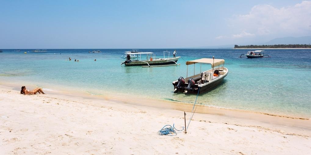 Sira Beach, Lombok