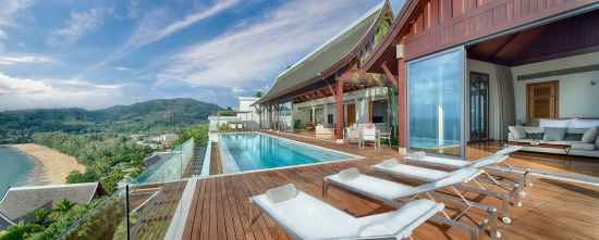Malawana luxury Villa Haleana Phuket