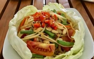Banana Leaf Thai restaurant Canggu