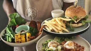 The Shady Shack Canggu restaurant