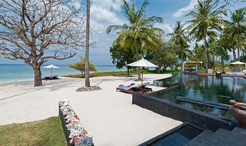 Pantai Sire beachfront Villa Sapi