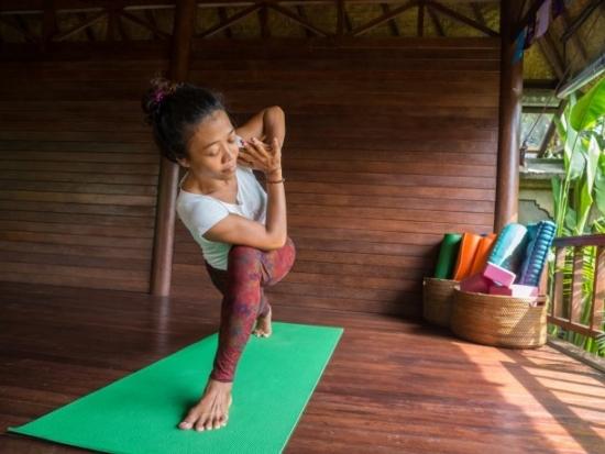 Taksu yoga Ubud