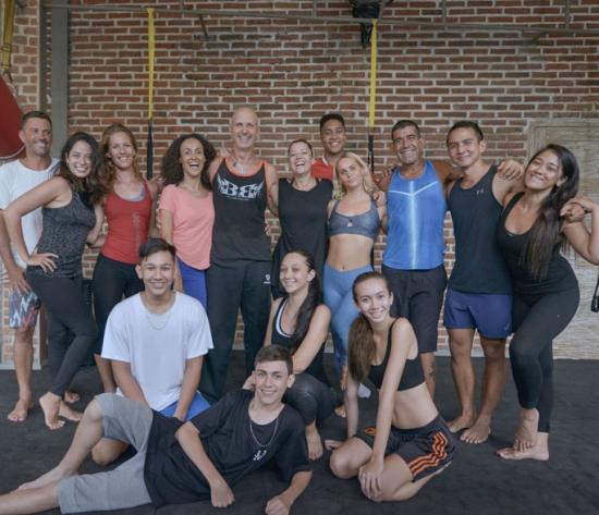 canggu yoga class