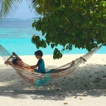 Maldives with kids - Amilla Beach Villa Residences