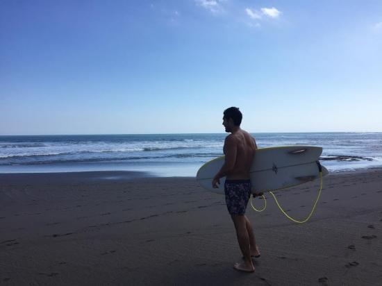 Tai Hara Surfing in Bali