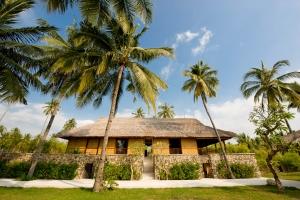 Lombok beachfront villa Sepoi Sepoi
