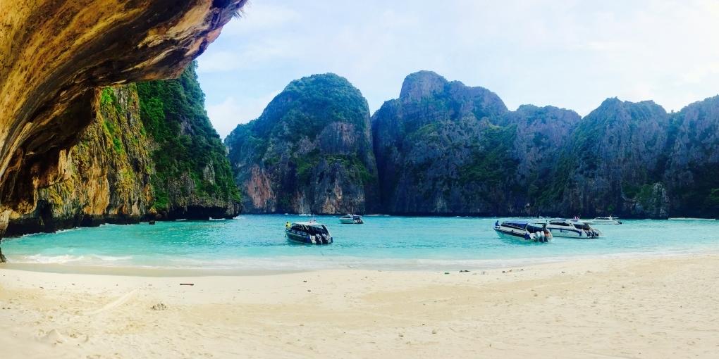 koh phi phi thailand islands
