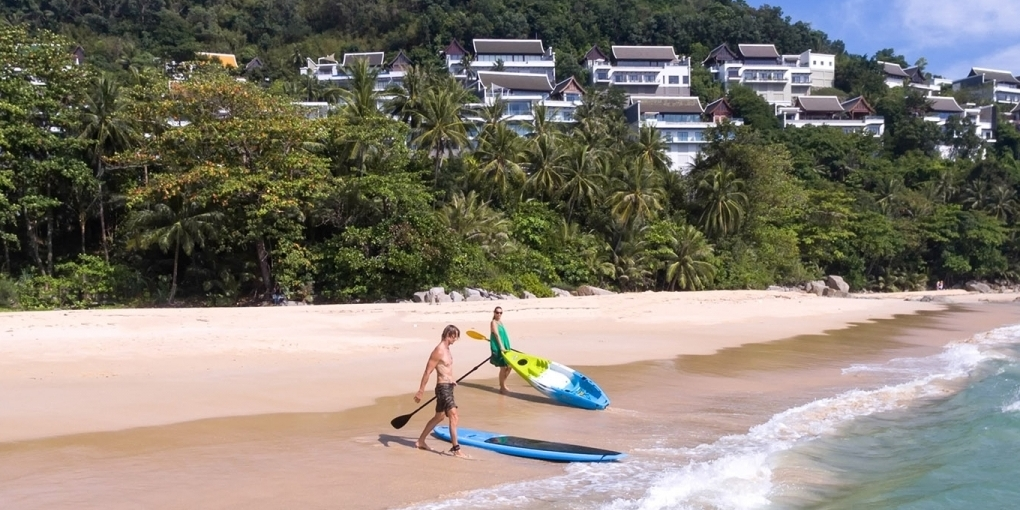 Phuket paddleboard and kayak