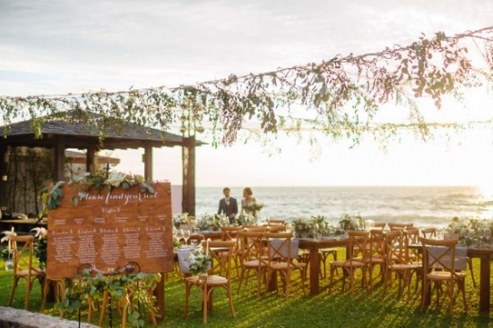Phuket beachfront wedding villa