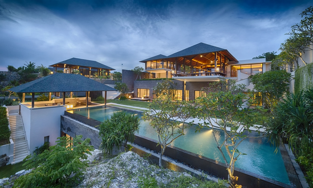 9 bedroom Bali wedding villa