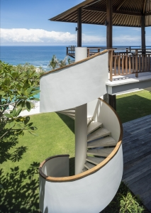 Sohamsa Uluwatu ocean views