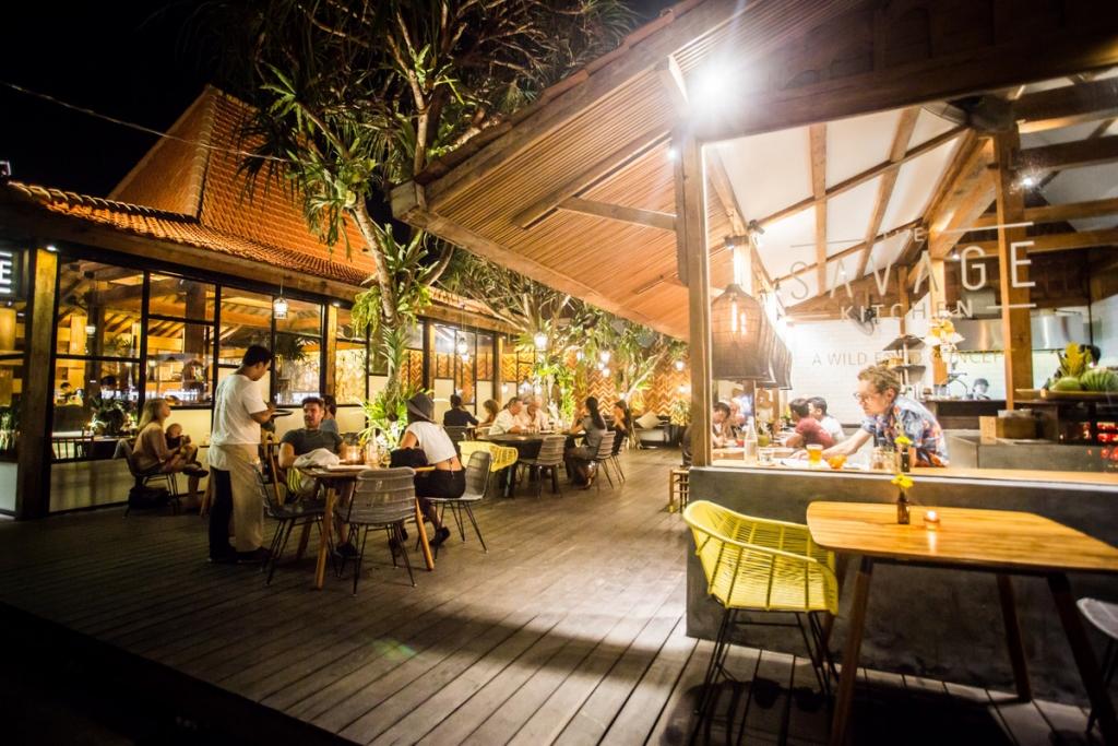 savage kitchen berawa bali restaurant and bar