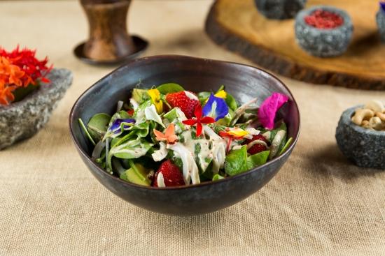 Keemala spring-Spinach-Salad
