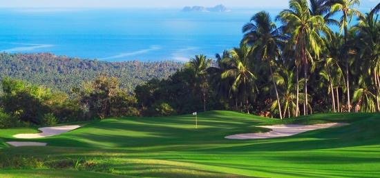 Santiburi Samui Golf Course