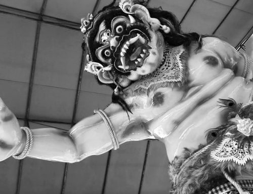 The Balinese Art of Monster-making
